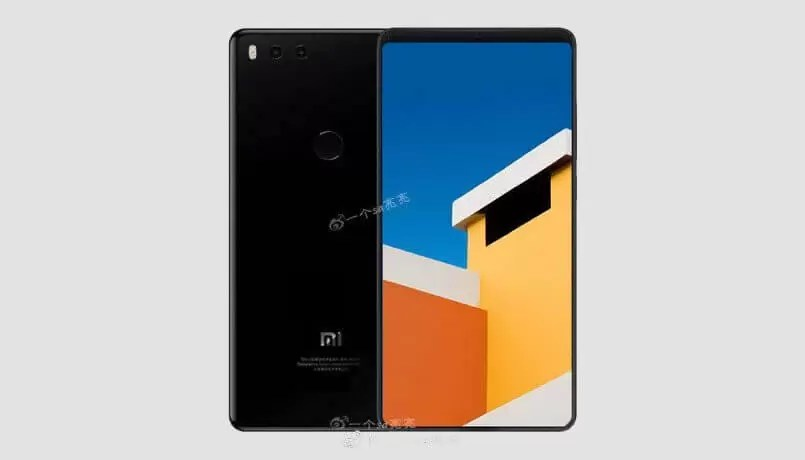 Xiaomi Mi 7 Render Reveals Bezel-Less Design and Wireless Charging